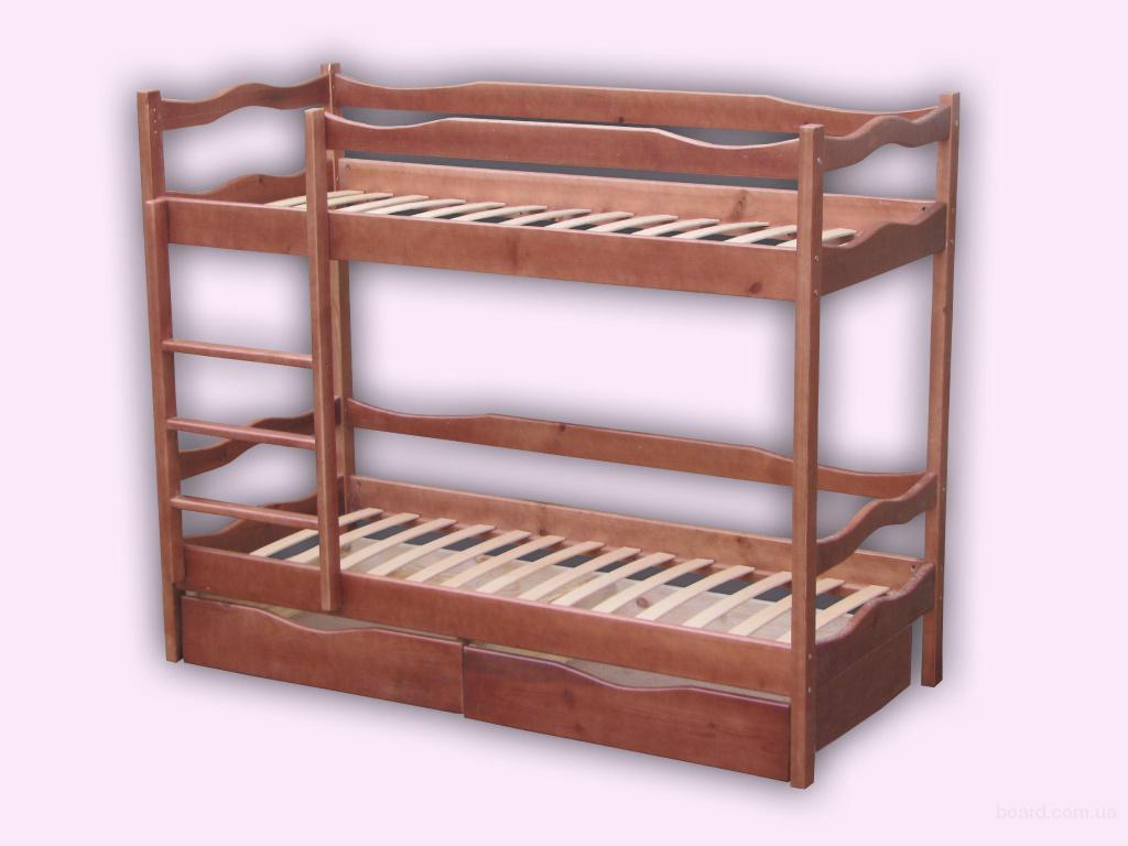 этажные кровати детские - Мебельный