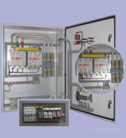 схема электрического автомата