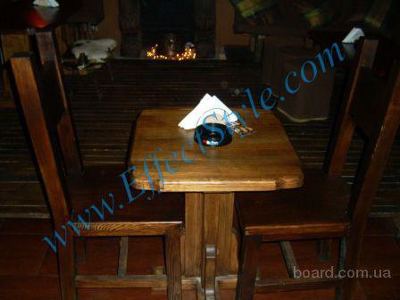 Мебель из дерева для бара, паба, ресторана