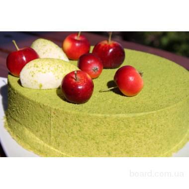 Торты считаются самым красивым и изысканным десертом