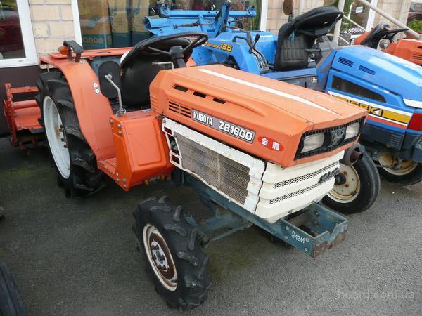 Продажа тракторов, мини-тракторов из Японии - объявления Megadoski.ru.