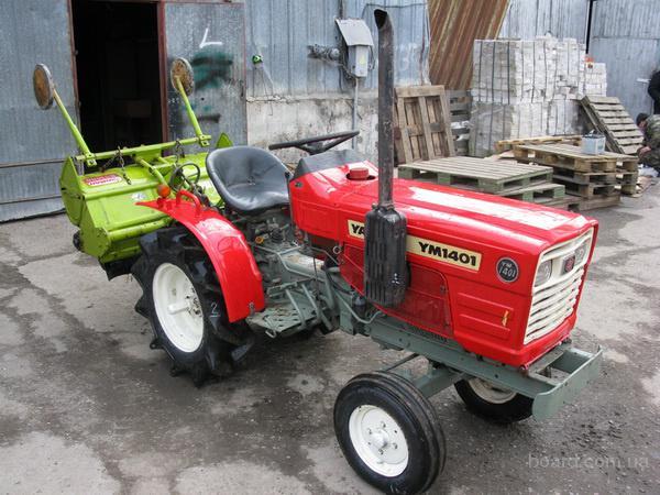 Продажа б.у тракторов, мини-тракторов.