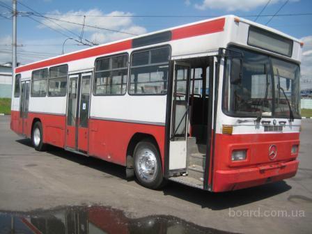 Mercedez-Benz 0325 Городской автобус.