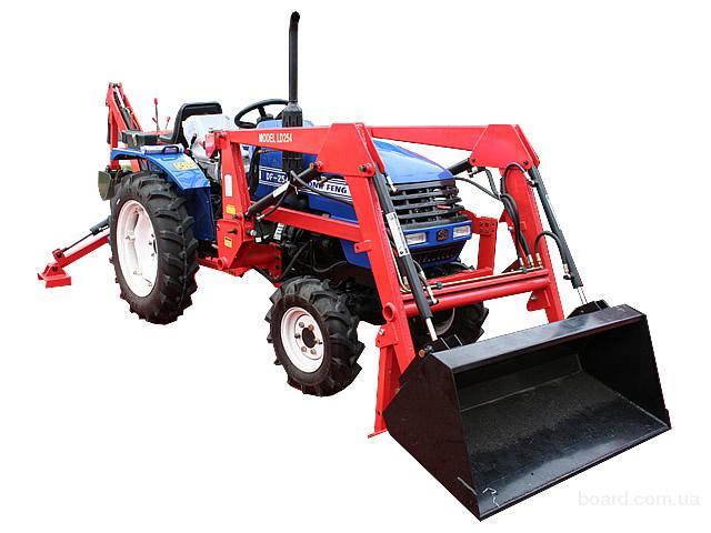 Фото: Трактора и мини трактора, мотоблоки.  Тракторы, Винница и область, Винница.