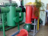 Очистка воды самоочищающимися фильтрами