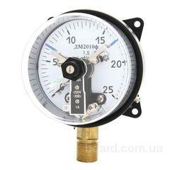 Манометр электроконтактный марки ЭКМ, ДМ2005 (диаметр корпуса-160мм) и ДМ 2010 (диаметр корпуса-100мм)...