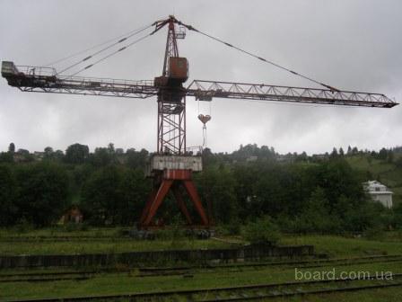 Конструкция башенного крана включает: ходовые тележки (4 шт.), портал, башню (с оголовком), опорно-поворотное...