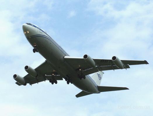 Отправка груза самолетом из Москвы
