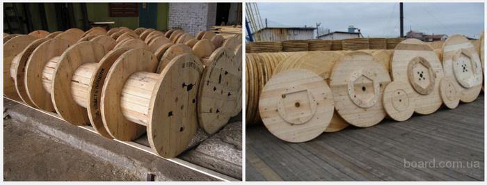 Компания производит любую деревянную тару