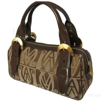 Женские кожаные сумки ванлима.