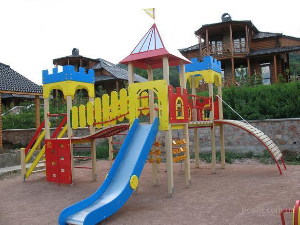 Детская площадка, оборудование