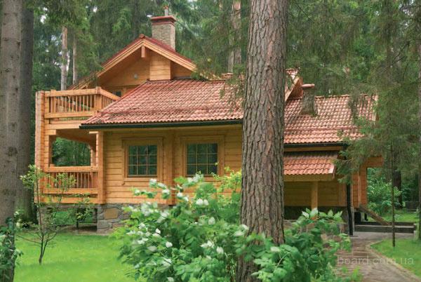 Строительство финских домов развивается широкими темпами.