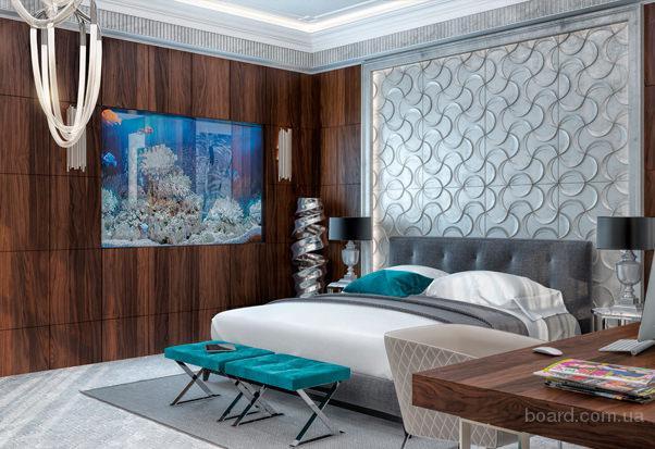 Дизайн интерьеров от студии  HQ Design Studio в Киеве