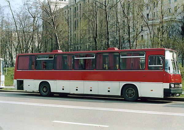 Перевозка автобус Икарус