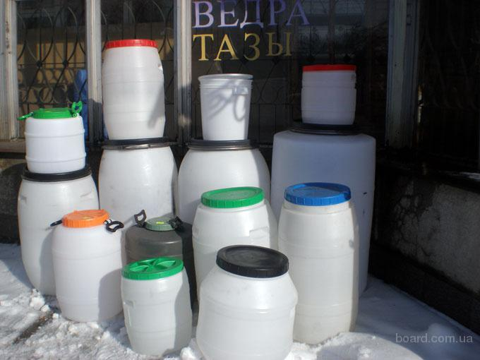 Бочки пластиковые продам Харьков, продам бочки пластиковые 20л 30л 40л 50л