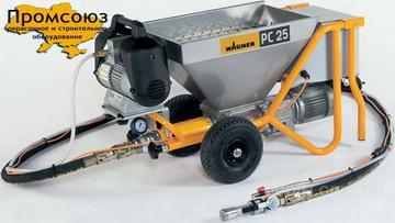 Wagner PlastCoat 25 — штукатурный аппарат.