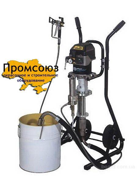 Пневматический окрасочный агрегат Puma 28-40.