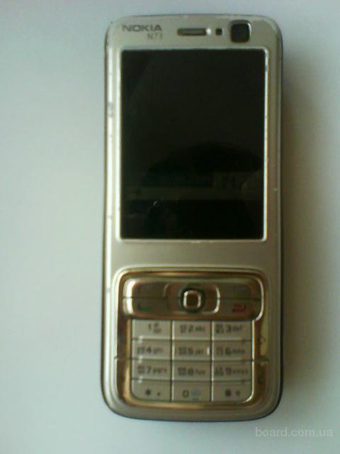 NOKIA N73. продам.