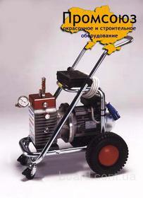 Окрасочный аппарат высокого давления Авд безвоздушного распыления Tecnover 10000