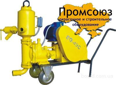 Растворонасос СО-49 (50), вибросито, бункер