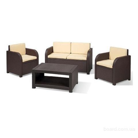 Все для комфортного отдыха на даче. Плетеная мебель, уличная мебель, садовая мебель.