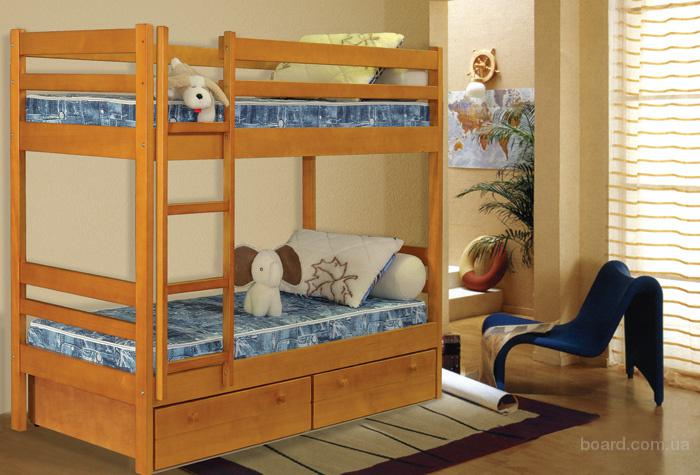 Детские двухъярусные кровати продам