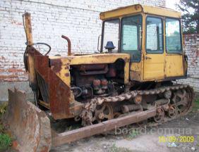 Продажа трактор ВгТЗ ДТ-75 бу на AUTO.RIA: купить ВгТЗ ДТ.