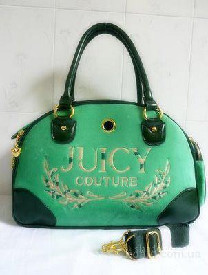 Очень стильные и красивые сумки переноски, знаменитой фирмы Juicy!