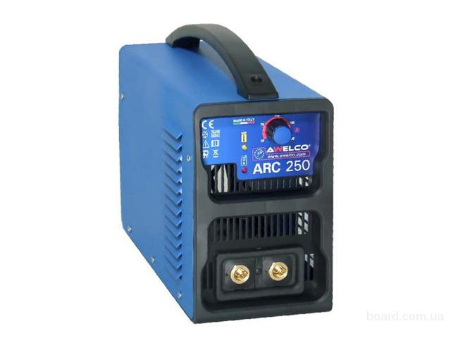 Инвертор сварочный Awelco ARC 250,купить Инвертор сварочный Awelco ARC 250,купить...