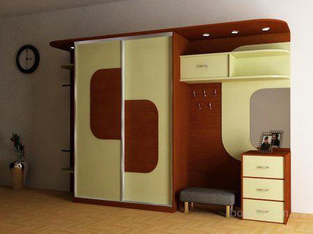 Мебель для прихожей на заказ недорого - прихожие шкафы купе на заказ