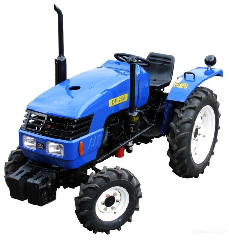Мини-трактора.