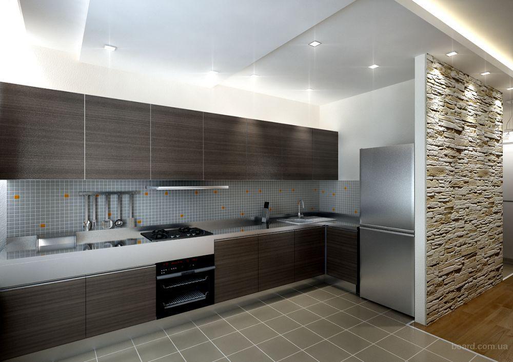 Идеи дизайна маленькой кухни своими руками