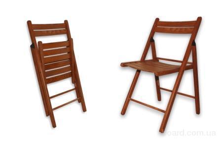 Прокат стульев раскладных и столов
