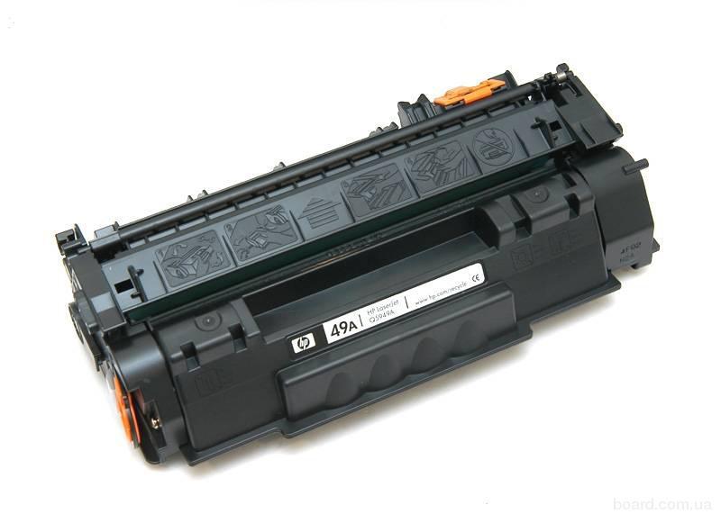 Продажа лазерных картриджей по низким ценам