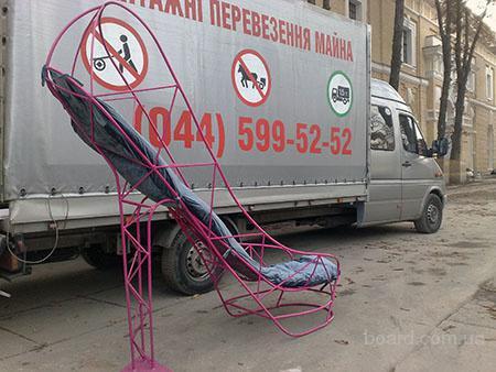 Перевозим мебель 599-52-52 и грузы по Киеву.