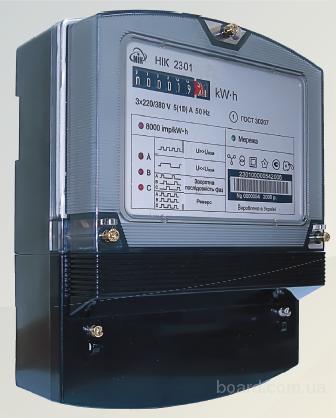 Счетчик эл.энергии  Ник  2301АП1