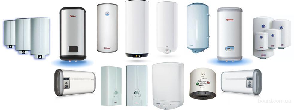 Выбираем водонагреватель правильно