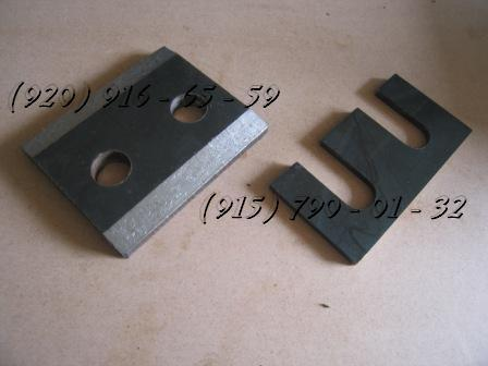 Прокладка-амортизатор нашпальная ЦП 362.