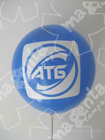 Тематическая печать на шарах, шарики с печатью, рисунком, Украина...