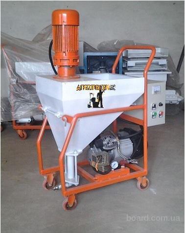 Штукатурная станция ARS - N1 для нанесения штукатурно-шпаклевочных смесей
