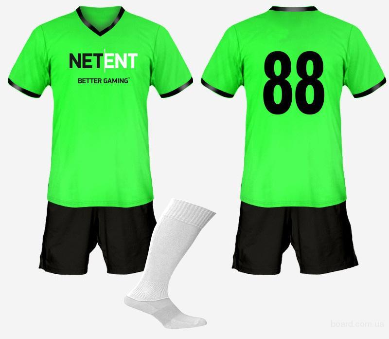 Футбольная форма для команд в новом сезоне