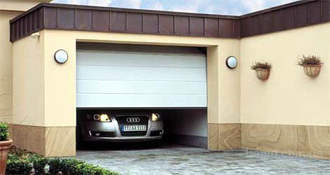 Установка гаражных ворот. занимает немного времени.  Современные ворота имеют электроприводную и ручную системы...