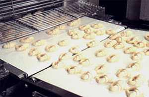 Лента конвейерная пищевая