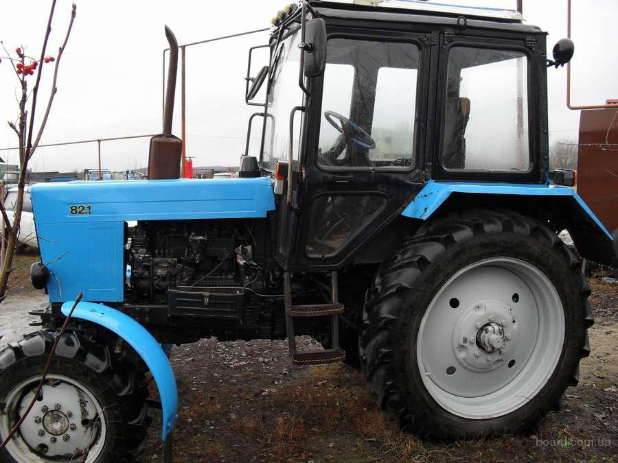 Продам б/у трактор мтз 82.  Рубрика: Предприятия, услуги, оборудование, Торговое и складское оборудование