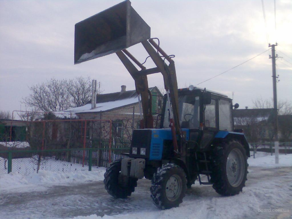 Сельскохозяйственная МТЗ (Беларус) МТЗ-82