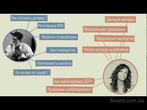 Юридическая консультация онлайн на портале Правовед.RU