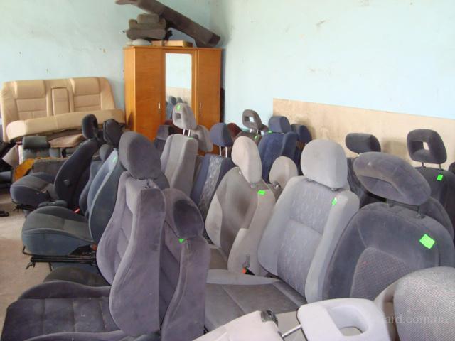 25.06.2009. Продам сидения с иномарок. Большой выбор. www.autospare