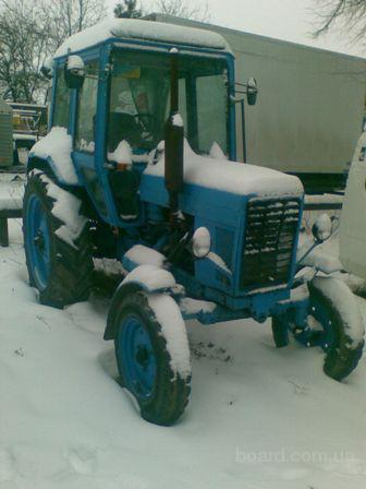 Продажа тракторов мтз 82 б у :: АВТОРЫНОК