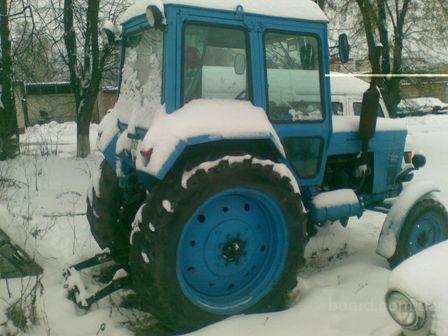 Трактор МТЗ-1221. Технические характеристики, цена, фото и.