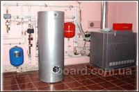 Водоснабжение и отопление загородного дома.  Обслуживание котельных и монтаж автономных систем...